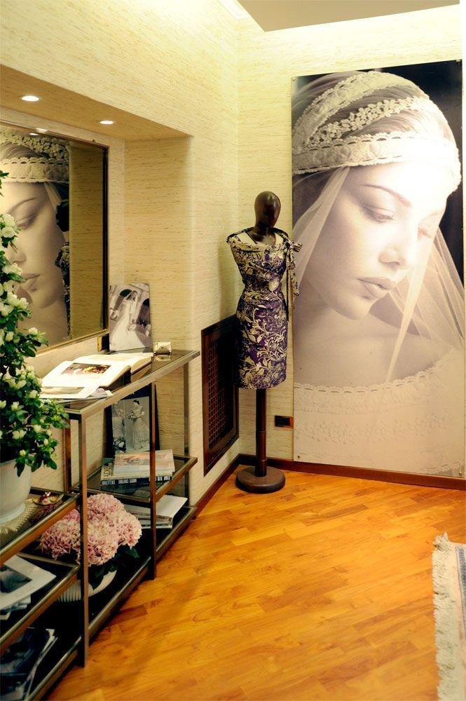 Cinzia Ferri e tutto il suo staff sono pronti per un altro meraviglioso anno con abiti realizzati per le loro spose!