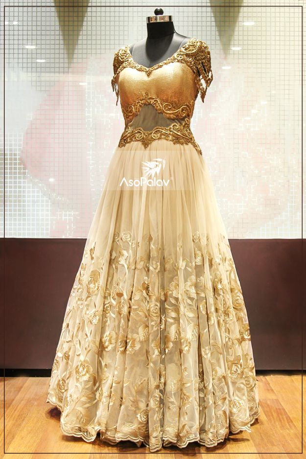 #Metallicdelights for your #fairytale #weddings!  #BeSpoke #BridesToBe #BridalGowns #DesignerCollection #Granduer #Royal #elegance #elegantmotifs #ElegantBridalWear #Indianweddings #Indianfashion #BigFatIndianWeddings #Bridalwear #BridalElegance #NewGenerationBrides #IndianEthnicWear #bridalboutique #bridalinspiration #NRIBrides