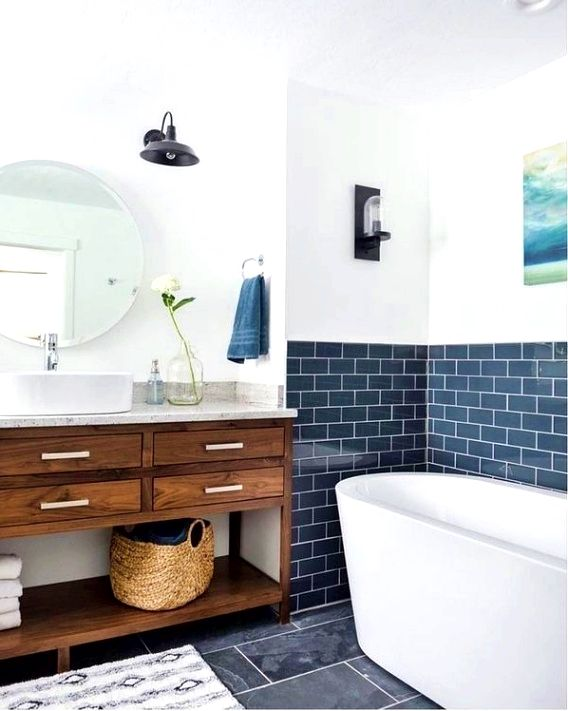bathroom remodel tips if you prefer a room to feel more expansive rh pinterest com