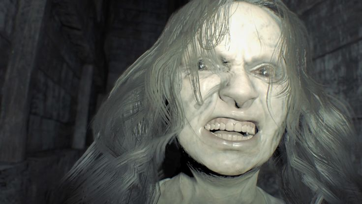 Here's Why Resident Evil 7 Characters Have Such Great Teeth