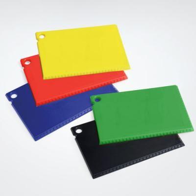 Image of Ice Scrapers: Green & Good Credit Card Ice Scraper