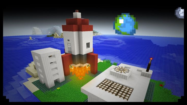 how to build a firework in minecraft