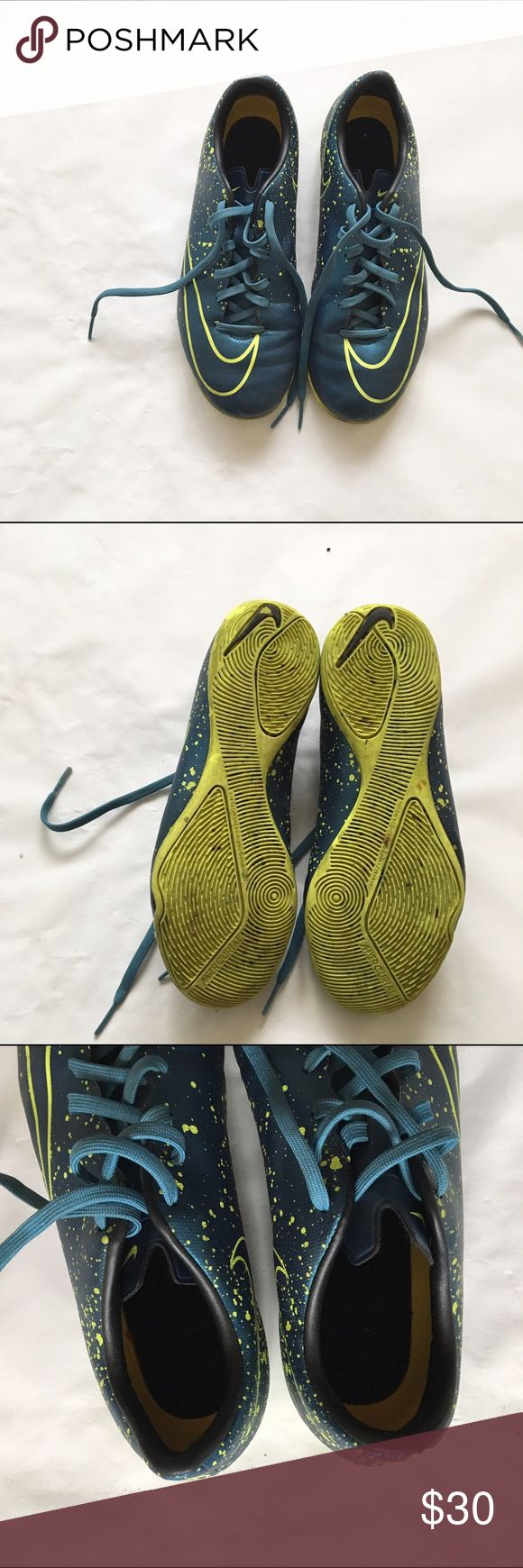 NIKE TURF SHOES KIDS 5.5 NIKE TURF SHOES KIDS 5.5. Used, very good condition. Nike Shoes
