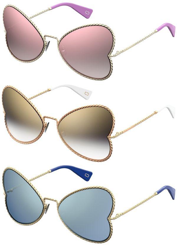 Brilhos da Moda: Óculos de sol Marc Jacobs