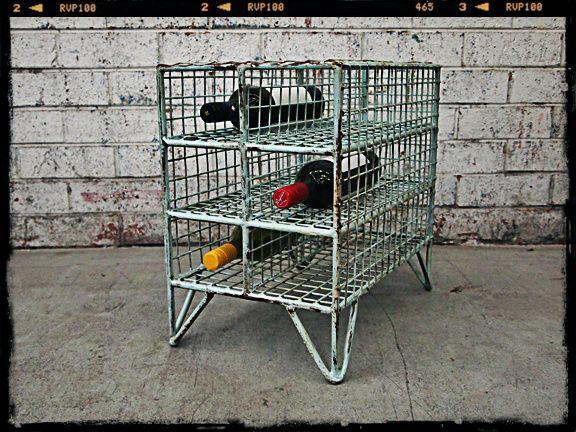 Holy Funk - Wire Wine Rack, $79.95 (http://www.holyfunk.com.au/furniture/wire-wine-rack/)