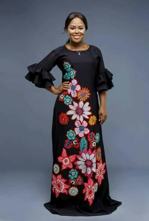 Black and colourful prints...