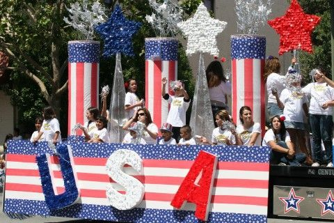 Image result for parade float how to