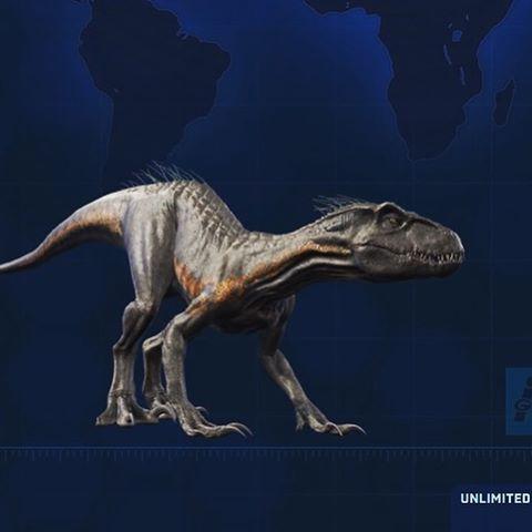 Resultado de imagen para jurassic world evolution indoraptor