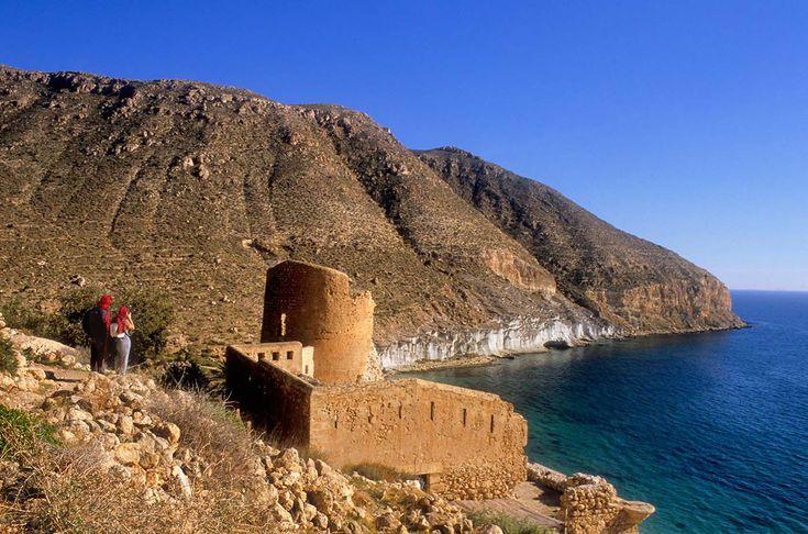 Cala de San Pedro, Almería - Playas escondidas y perfectas en España