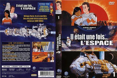 il etait une fois l'espace - Dvd Volume 01