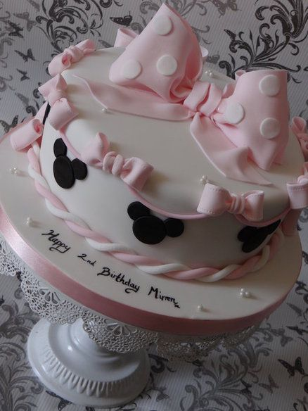 Minnie Mouse ; possibility for Arianna's first bday party