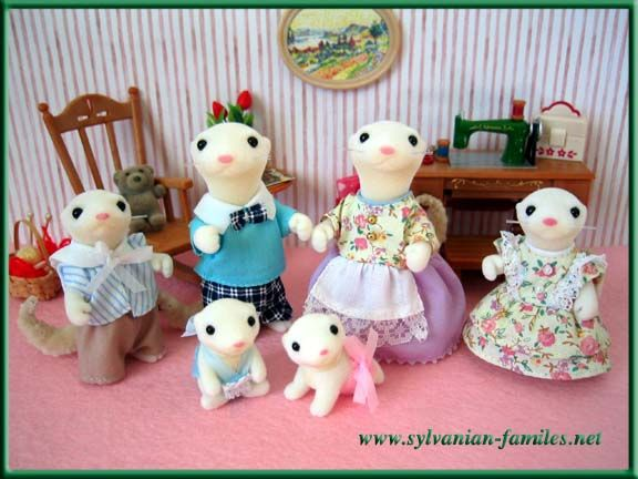 248 Best Images About Calico Critters On Pinterest Owl