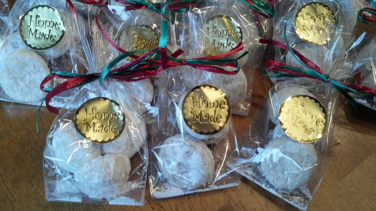 Snow ball cookie party favor: Things Marketing, Ball Cookie, Tea Cookies, Cookie Party Favors, Russian Tea, Snowball Party
