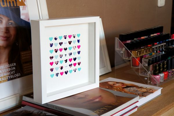 Cadeautip: gepersonaliseerd schilderij van &bewonder - Beautylab.nl