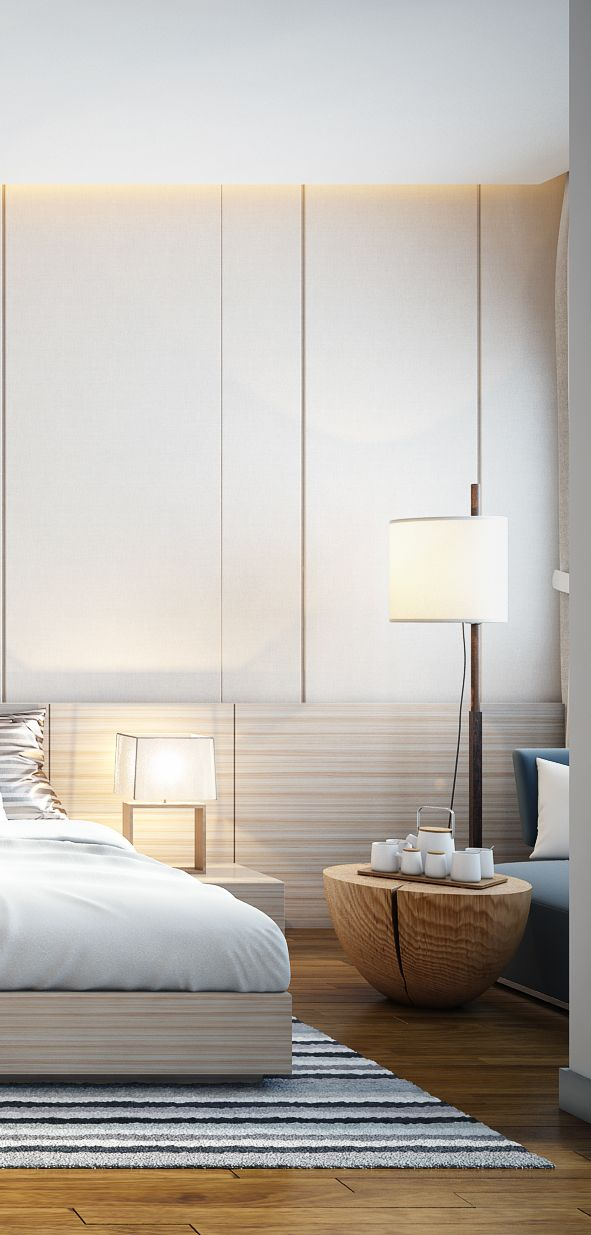 Interior design Villa, Visualization on Behance