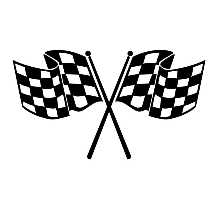 free race car flag clip art - photo #50