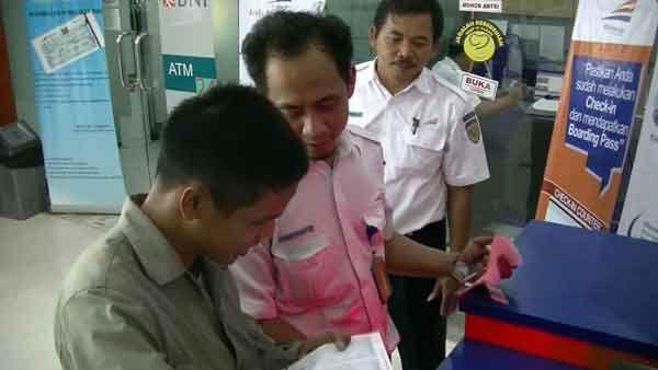 Check In Mandiri Aplikasi Terbaru Daops 9  Jember