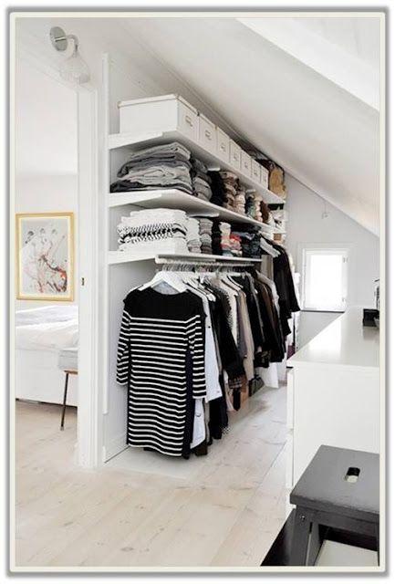 cabina armadio super compatta