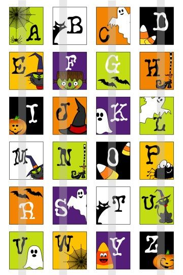 164 best witch..letters A B C & font images on Pinterest | Witch ...