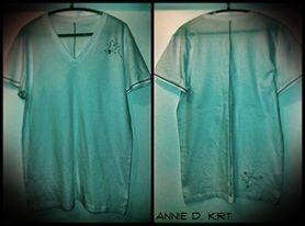 handmade sewed shirt