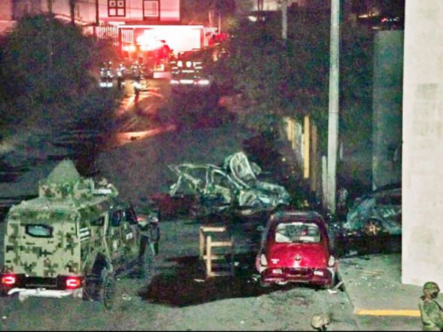 NARCO-TERROR: SECRET RECORDING OF GULF CARTEL REVEALS TALK OF USING CAR BOMBS NEAR TEXAS BORDER http://www.breitbart.com/texas/2015/10/26/narco-terror-secret-recording-gulf-cartel-reveals-talk-using-car-bombs-near-texas-border/