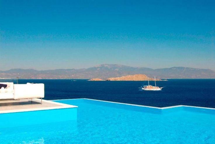 Ferienimmobilien Ausland - Griechenland Erstaunliche Villa in Griechenland