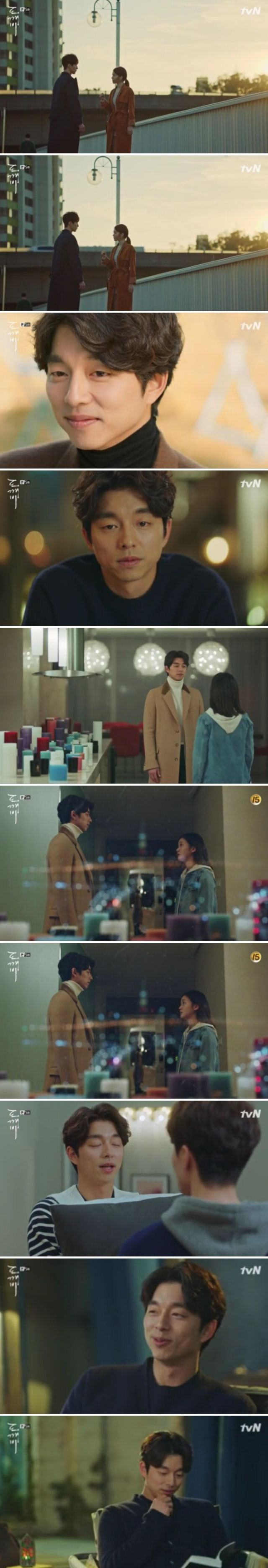 [Spoiler] Added episodes 5 and 6 captures for the #kdrama 'Goblin'