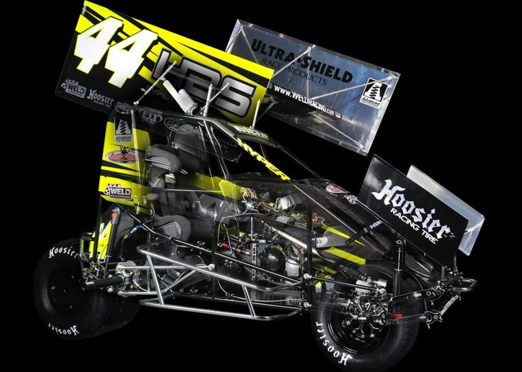 Hyper chassis Micro sprint chassis Pinterest