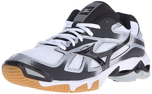Mizuno Men's Wave Bolt 5 Volleyball Shoe *** Check out this great image @ http://www.lizloveshoes.com/store/2016/06/08/mizuno-mens-wave-bolt-5-volleyball-shoe/?jk=260616064228