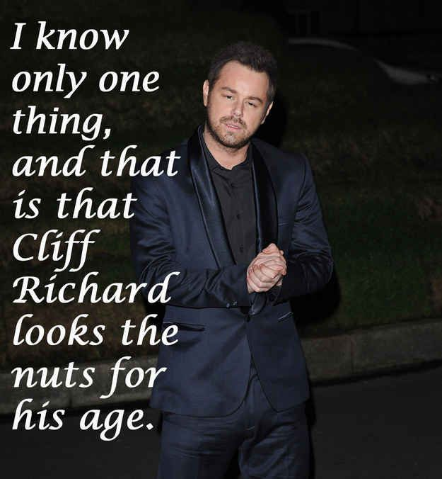 This Is What Happens When You Mix Danny Dyer With Philosophical Quotes