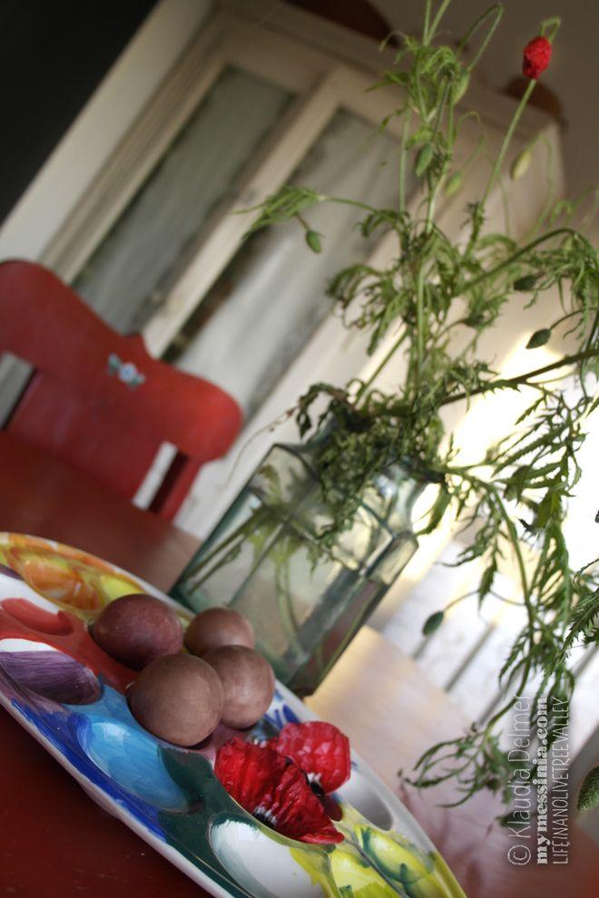 Easter botanical centerpiece | My Messinia