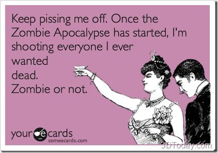 Zombie or Not.