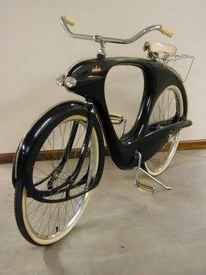 1946 Spacelander electric bike kirstenldaukier