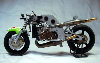 KR500 1980-2 500cc (Moto)GP bike