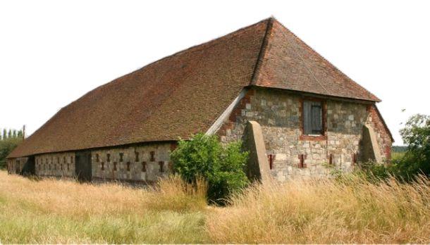 Titchfield Abbey Barn