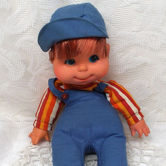 Biffy Baby Beans Mattel Baby Beans Doll Vintage Toy Doll