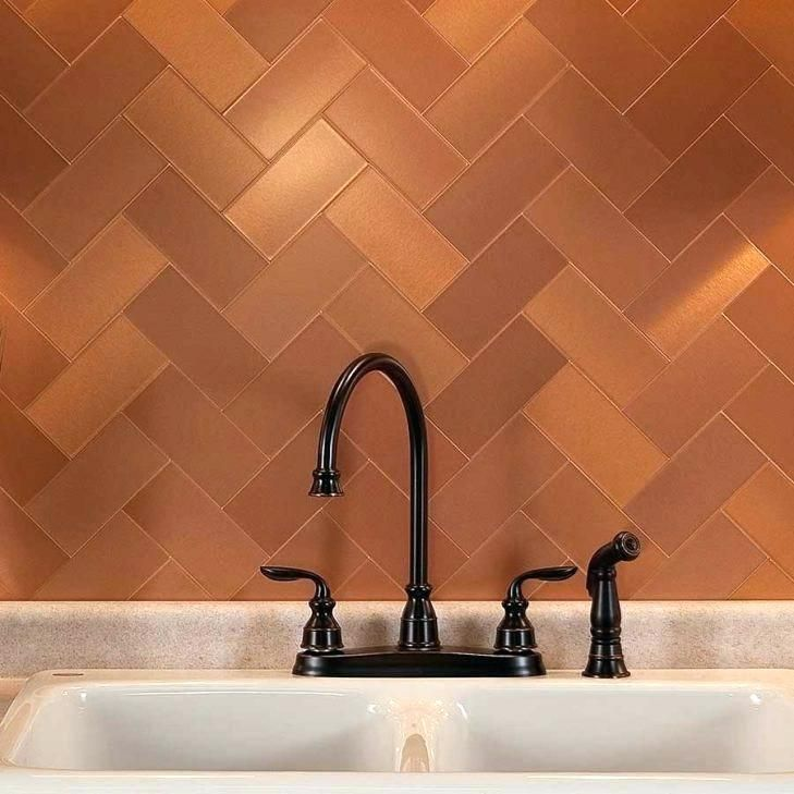 Image Result For Tin Tile Backsplash Copper Tile Backsplash Tin