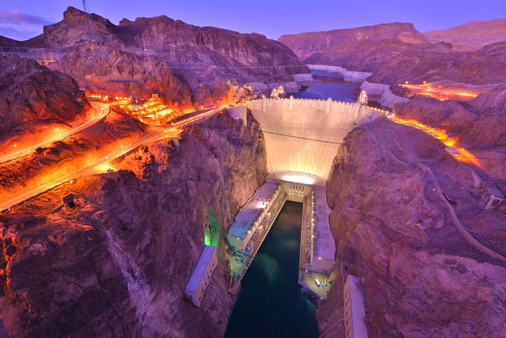Hoover Dam At Night Photography Pinterest Night The O Jays And Hoovers