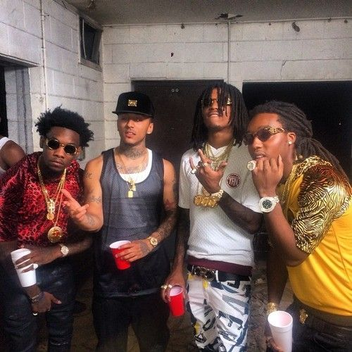 "Kirko Bangz teams up with Migos for ""Got It On Me"". 