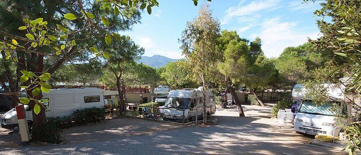 Camping Isola d'Elba - Camping a Marina di Campo - Prezzi Camping La Foce