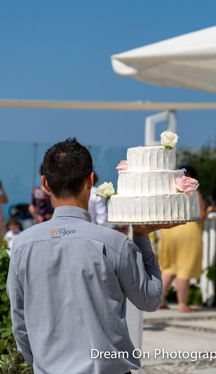 Love is kind. Love is sweet. #candybar #wedding #weddingdecor #pyrgosrestaurant #santorini  #greece #sunset #cupcakes #loveissweet  #foodporn
