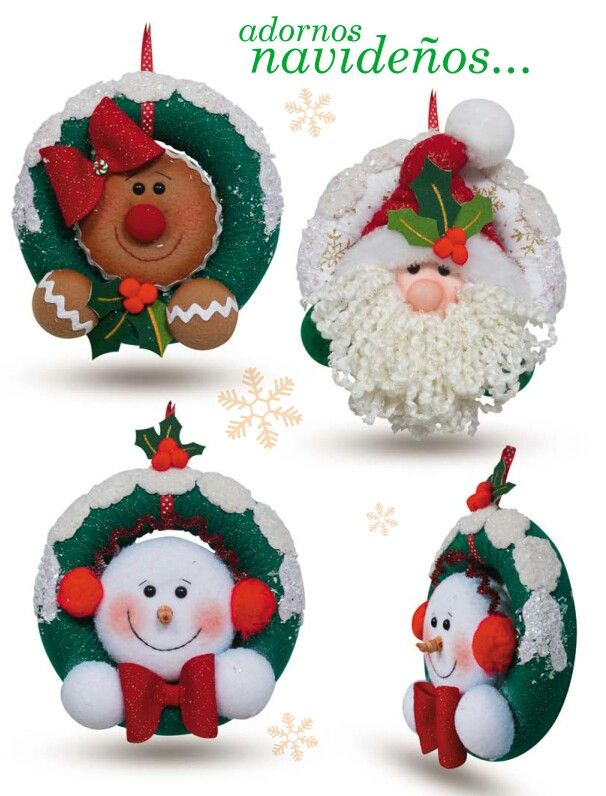 Moldes o patrones para elaborar hermosos muñecos navideños ALBUM 219 WhatSapp +57 323 4670780