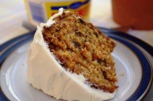 Carrot Cake  Aunt Irene Benoit's Carrot Cake