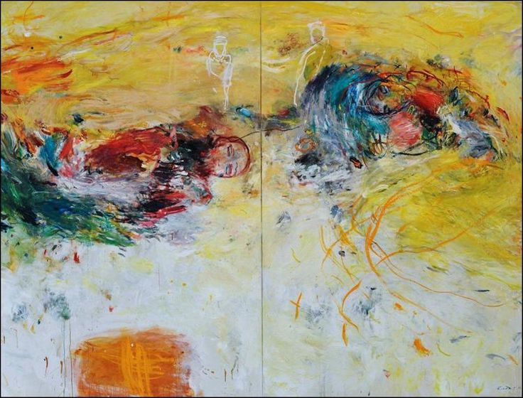 Heather Betts, For the love of grace 240 x 180 cm, available