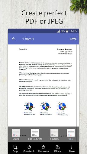 FineScanner Pro - PDF Document Scanner App  OCR v1.13.5.1433   FineScanner Pro - PDF Document Scanner App  OCR v1.13.5.1433Requirements:4.0.3 Overview:ABBYY FineScanner is your pocket scanner for any type of documents from the OCR market leader! Forget about the table scanner forever.  FineScanner is a great alternative! It turns your mobile device into a powerful all-purpose mobile scanner to quickly capture any paper create electronic copies in PDF and JPEG and apply advanced optical…