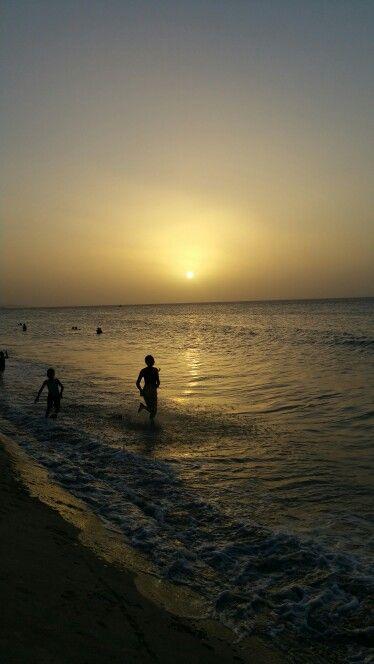Beautiful Jamaica Sunset