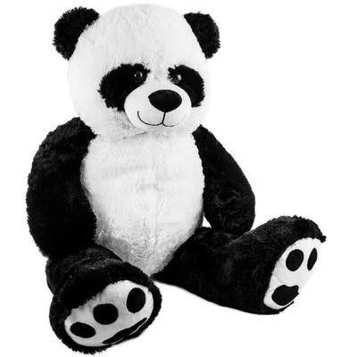 Peluche géante Panda 100cm