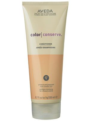 This Aveda conditioner does everything a conditioner should do, while also keeping color looking vibrant and healthy....