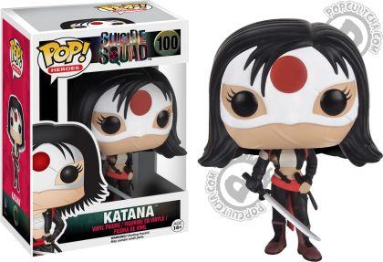 Suicide Squad movie - Katana Pop! Vinyl Figure main image