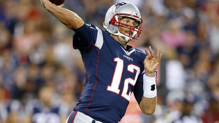 Tom Brady, AFC player of week, is on a pace that has never been matched